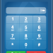 Voipswitch Softphones Customization Dialer Vippie PC Blue